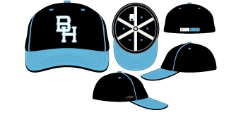 Ballhogs-2014-HAT ORDER BLACK CROWN