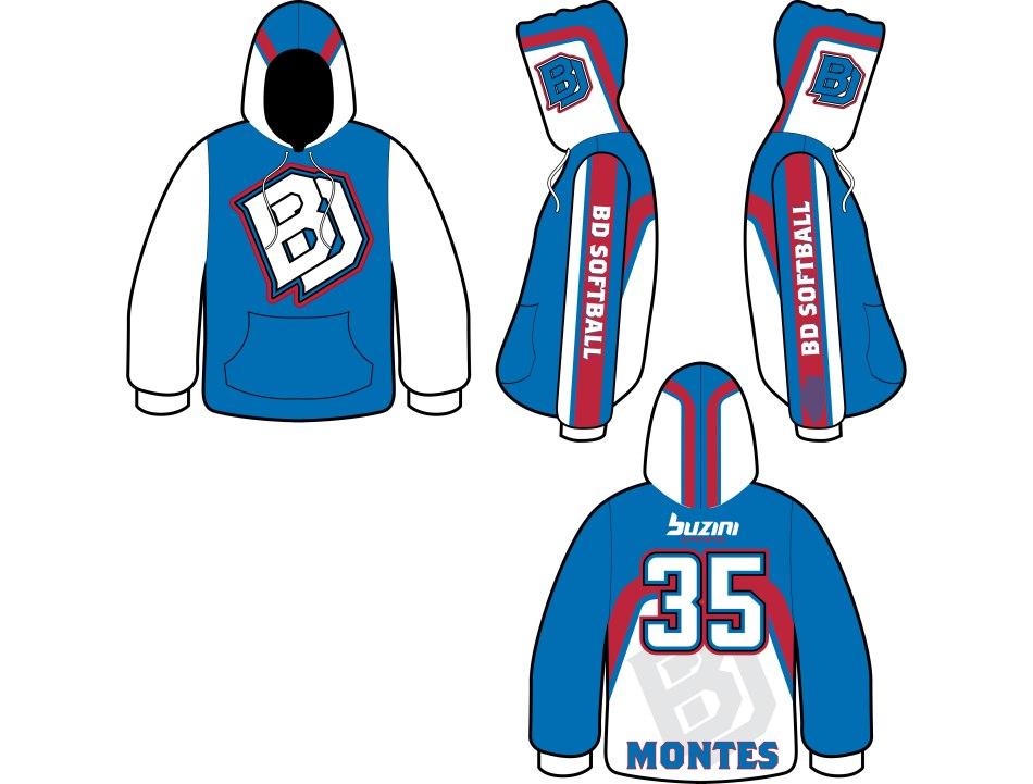 BD hoodie