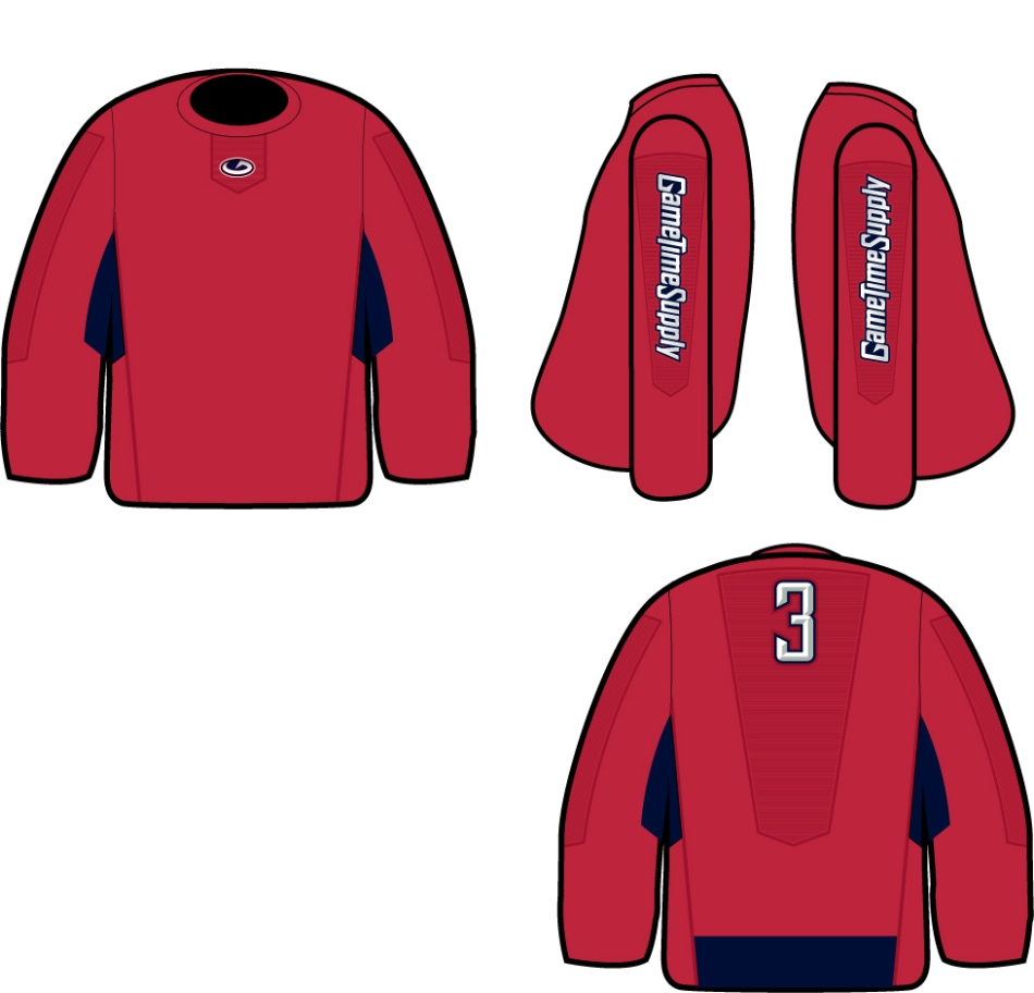 GTS-Pullover-Red