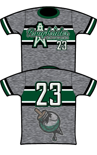 ROUGH RIDERS JERSEY