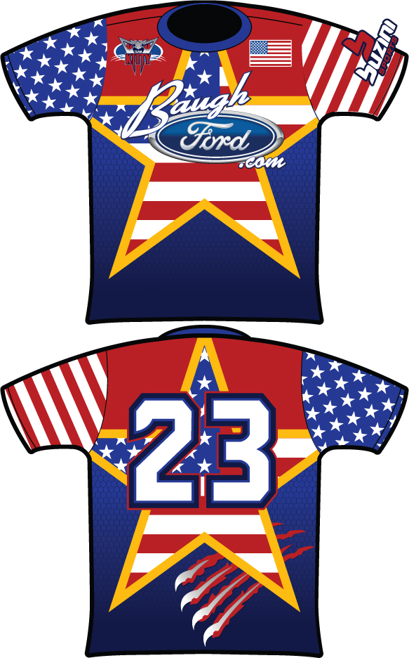 Team_Kitty_&_Baugh_Ford_USA_Shirts